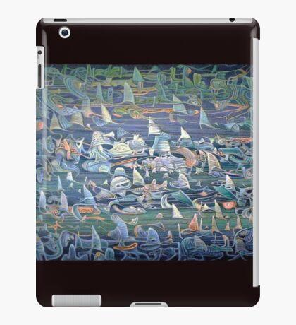 MICRO WORLD iPad Case/Skin