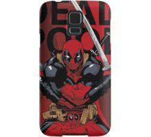 Deadpool - Pose - color Samsung Galaxy Case/Skin