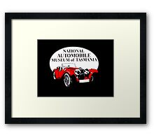 A Place To Drive To Framed Print