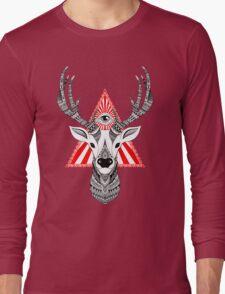 Mystical Deer Long Sleeve T-Shirt
