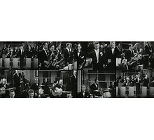 The Brass band Photographic Print