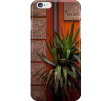 Piazza iPhone Case/Skin