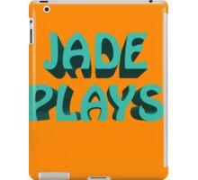 Jade Plays iPad Case/Skin