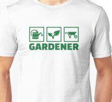Gardener tools Unisex T-Shirt