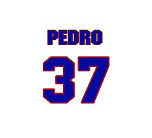 Hey, you must be a big fan of Ciriaco, if not pls search for your favourite players jersey to wear it proudly.  Photographic Print