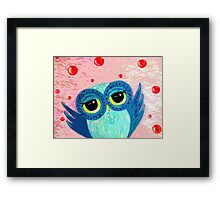 Love Means Being Surrounded By RedBubblers Everyday Framed Print