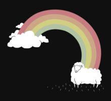 Rainbow Mistake Kids Tee