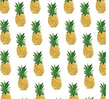 Pineapple Pattern by Jay's Designs