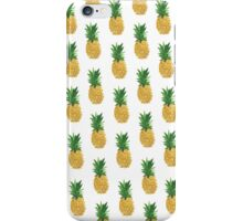 Pineapple Pattern iPhone Case/Skin