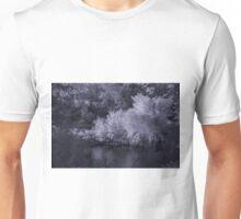 Infrared Pond Unisex T-Shirt