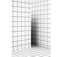 Square Aesthetic Photographic Print