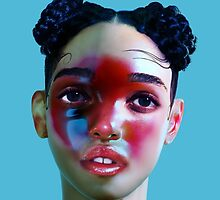 FKA Twigs by palochill