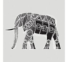 elephant fusion Photographic Print