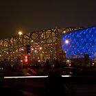 Olympic Night by KLiu