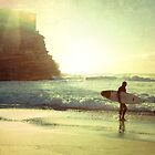surfs up by Jackie Cooper