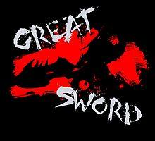 MH4U Great Sword (CLASS SERIES) by zebnoiser