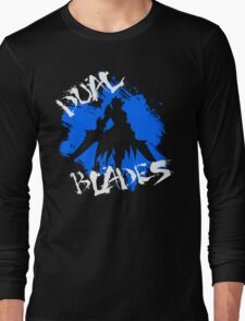 MH4U Dual Blades (CLASS SERIES) Long Sleeve T-Shirt