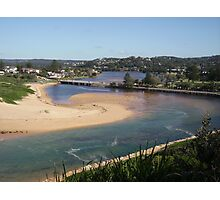 Narrabeen Lakes Photographic Print
