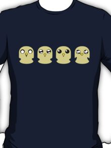 Gunter's Faces T-Shirt