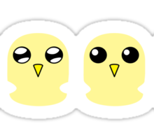Gunter's Faces Sticker