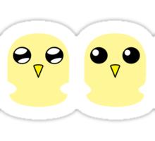 Gunter's Faces Sticker