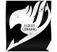 Fairies are Coming Poster