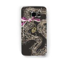 Edwardian Pearls, Bejewelled Ribbon & Padlock Jewellery  Samsung Galaxy Case/Skin