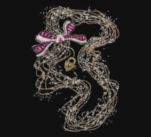 Edwardian Pearls, Bejewelled Ribbon & Padlock Jewellery  Kids Clothes