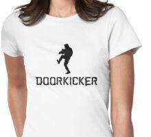 Doorkicker Womens Fitted T-Shirt