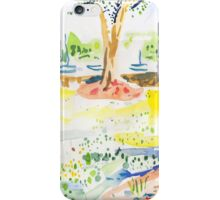Rushcutters Bay Park iPhone Case/Skin