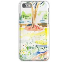 Rushcutters Bay Park iPhone Case/Skin
