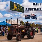 Happy Australia Day  by Deborah McGrath