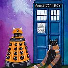 The Doctor and the Dalek by Ryan Conners