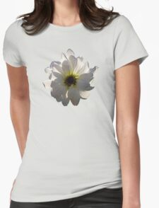 Backlit White Daisy T-Shirt
