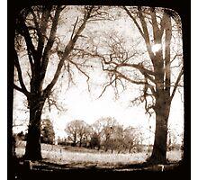 Past & Present Photographic Print