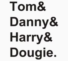 McFly (Tom & Danny & Harry & Dougie.) Kids Clothes
