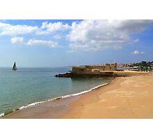 Caxias beach. Photographic Print