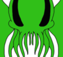 Cthulhu Skully Sticker
