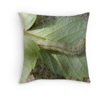 Caterpillar Throw Pillow