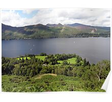"UK: ""Lake District Vista"", Cumbria Poster"