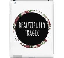 Beautifully Tragic Floral iPad Case/Skin