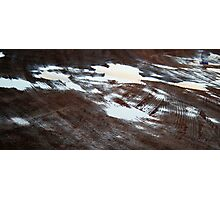 natural abstraction Photographic Print