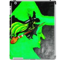 THE WICKED WITCH iPad Case/Skin