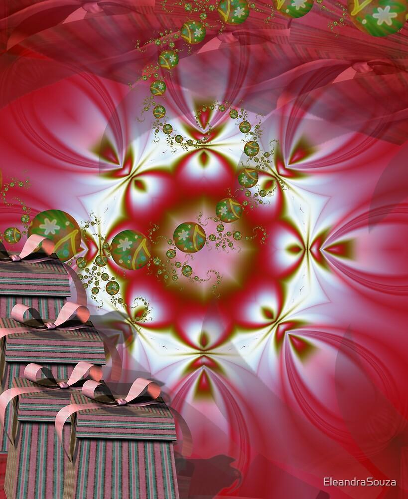 Christmas Background II by EleandraSouza