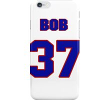 National baseball player Bob Fallon jersey 37 iPhone Case/Skin