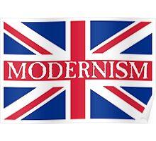MODERNISM-UK Poster