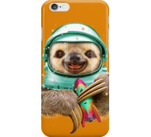 SPACESLOTH iPhone Case/Skin