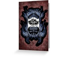 MonStar Spangled Greeting Card