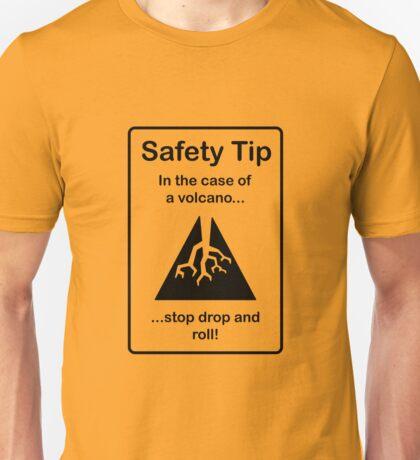 Safety Tips #2 Unisex T-Shirt