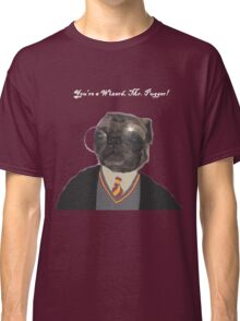 The Pug Who Lived Classic T-Shirt